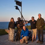 Sealers Memorial Installed in Elliston